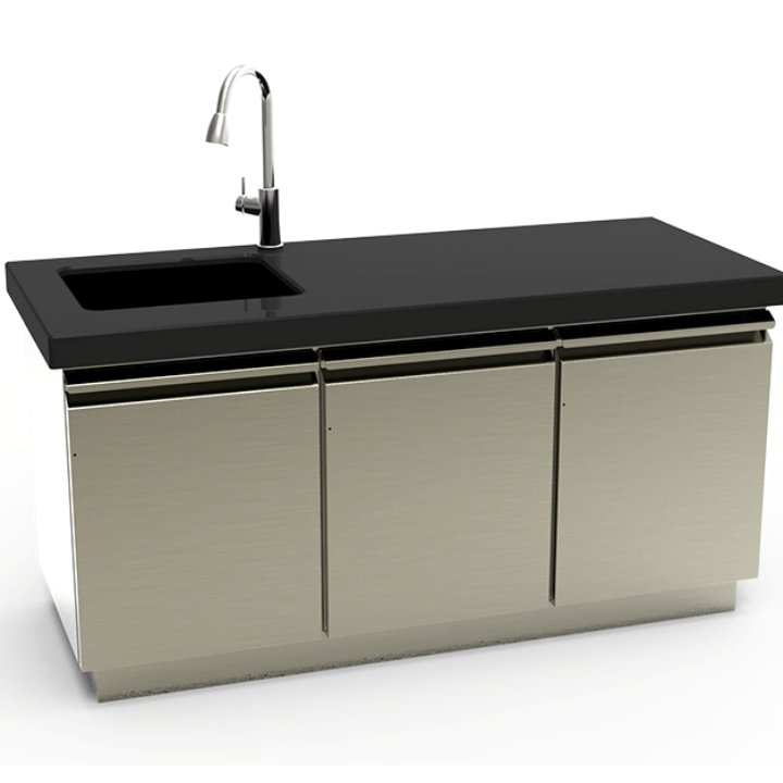 New Arrival Modern Kitchen Sink Cabinet Designs View Modern Kitchen Designs Sht Eureka Product Details From Jiangmen Eureka Decoration Material Company Ltd On Alibaba Com