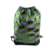 Leeg <span class=keywords><strong>Sublimatie</strong></span> Magic Sequin Koord Tas Voor Dame