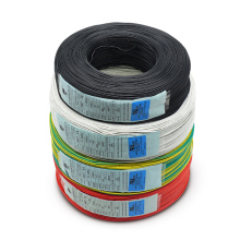 UL Standar PVC Terisolasi Tinned Copper Wire <span class=keywords><strong>Kabel</strong></span> UL1007 18awg Warna Hitam