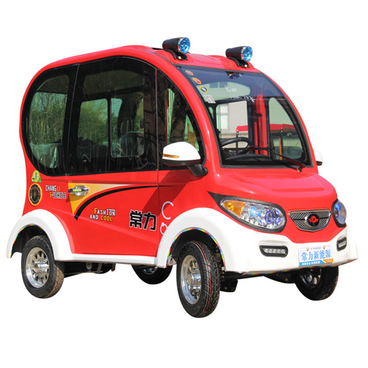 changli The most popular electric four-wheeler car Comfortable leisure mobility scooter for the elderly made in China