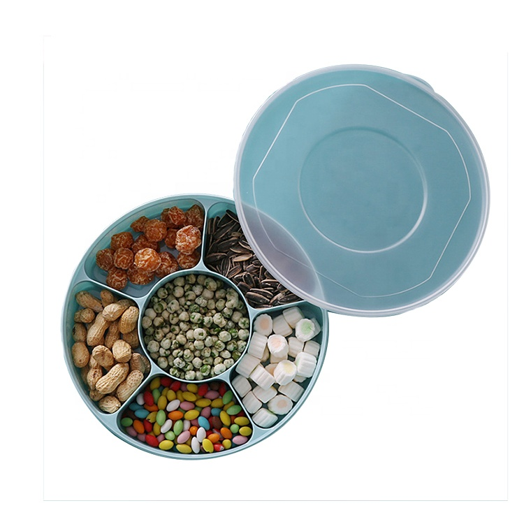 AFTCE173 Nut Candy Plastic Dry Fruit Box Food Container for Home
