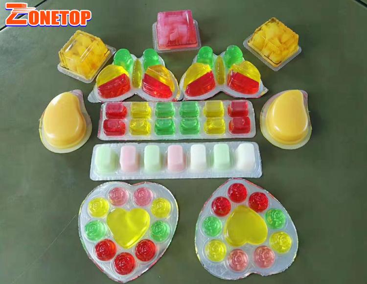 Заводская цена полностью автоматическая для йогурта пластиковая Пудинг Желе K чашки напитка сок Крышка для минеральной воды наполнения и запайки