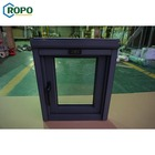 AWA China Ropo Construction UPVC PVC French Casement Window