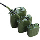 Military NATO Style Storage Can Steel Jerry Fuel Petrol Can 5/10/20 Litre
