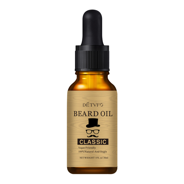 Gentleman Herbal Private Label Beard Care Essential serum Organic Mens Beard Oil
