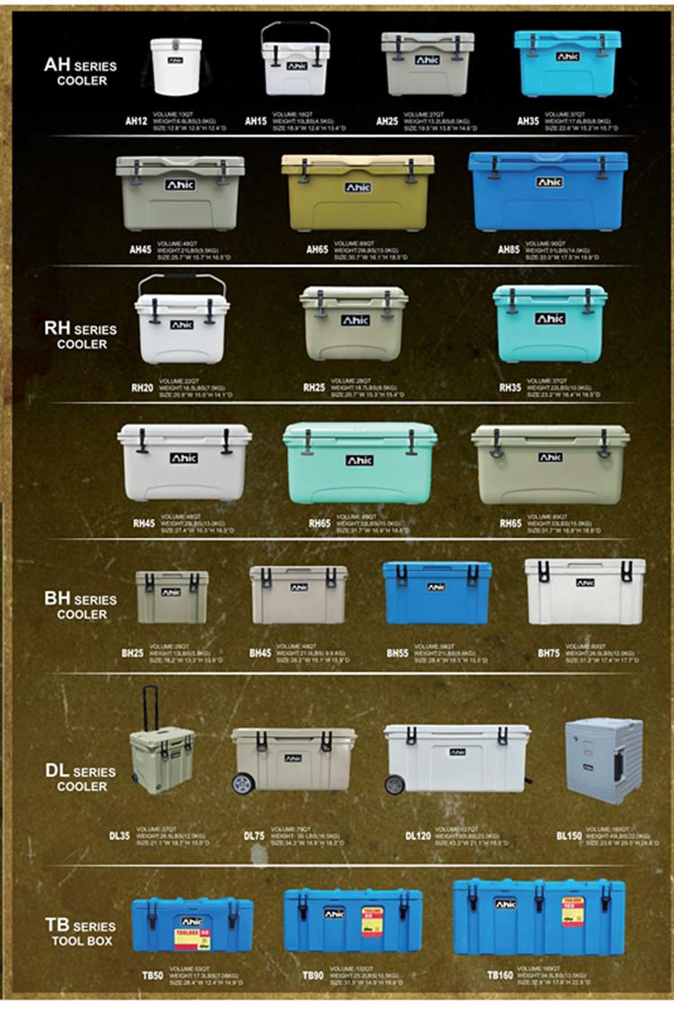 Thương Mại Đảm Bảo Hiện Đại Cooler Box Với Xe Đẩy Đông Lạnh Túi Lạnh