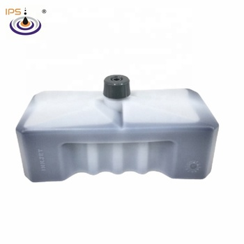 Empty ink bottle MC270 makeup 0.825L for domino inkjet printer