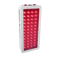 SGROW VIG500 Physical Therapy Equipment Facial Collagen 660nm 850nm 500W Led Anti Aging Red Light Therapy Panel