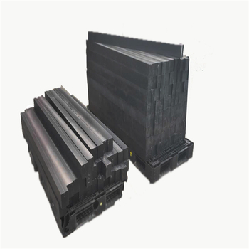 Best quality stockboard covering plastic boards recycled PE or PP plastics boards heavy duty protection for buried utilities