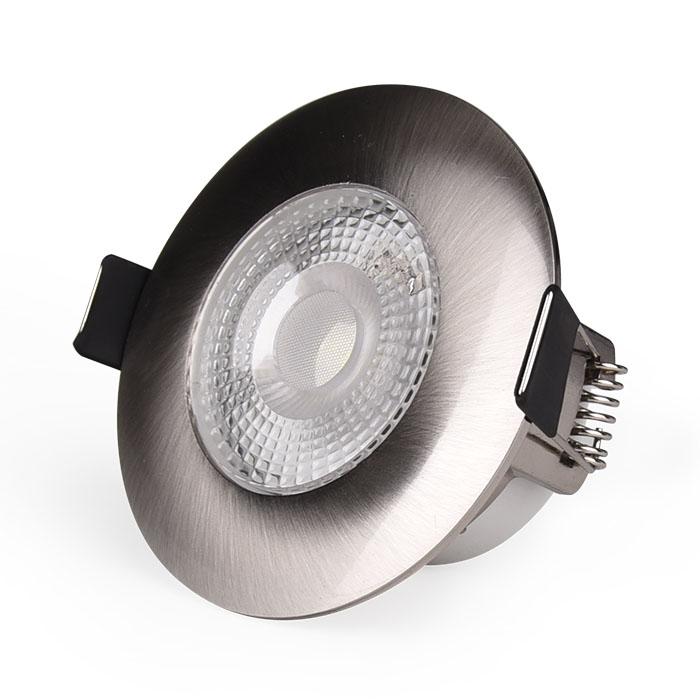 Triac Dimmable 10-100% Solution Spot Light LED Aluminum, SMD 5W 7 Watt Recessed Dimmable LED Mini Spot Light