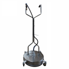 Stainless Steel Flat Surface Cleaner 21 Inches for Power Pressure Washer