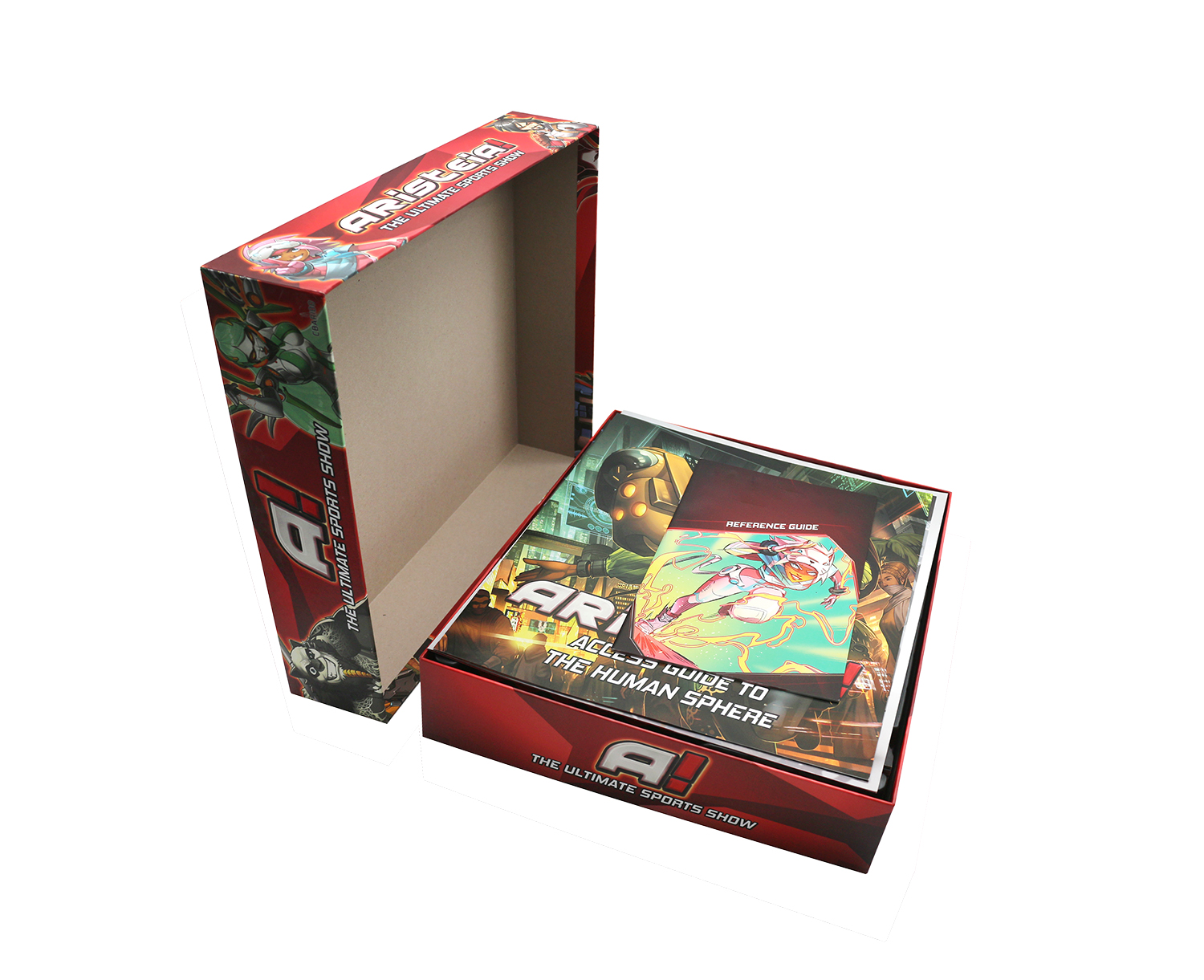 Wholesale high quality custom boardgame box printing