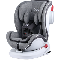 New competitive baby products professional safety folding infant car seat 0-36kg 0-12years old molding injection