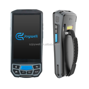 Joywell JW9050 TFT LCD FLASH 16G RAM 2G android  terminal data collector barcode scanner pda with 1D+NFC