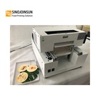 A4 size 6 color food inkjet printing machine cake printer