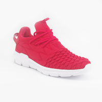 couple man red fashion hot sale cheap brand running sport shoes for ladies