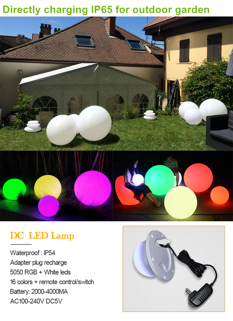 16 RGB Color LED Solar Powered Garden Yard Outdoor Decorative Lamp Light