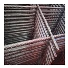 road construction 6mm welded panel 665 reinforcing wire mesh