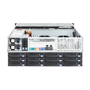 Full Tower  36bays hot swap  storage server chassis ODM Factory