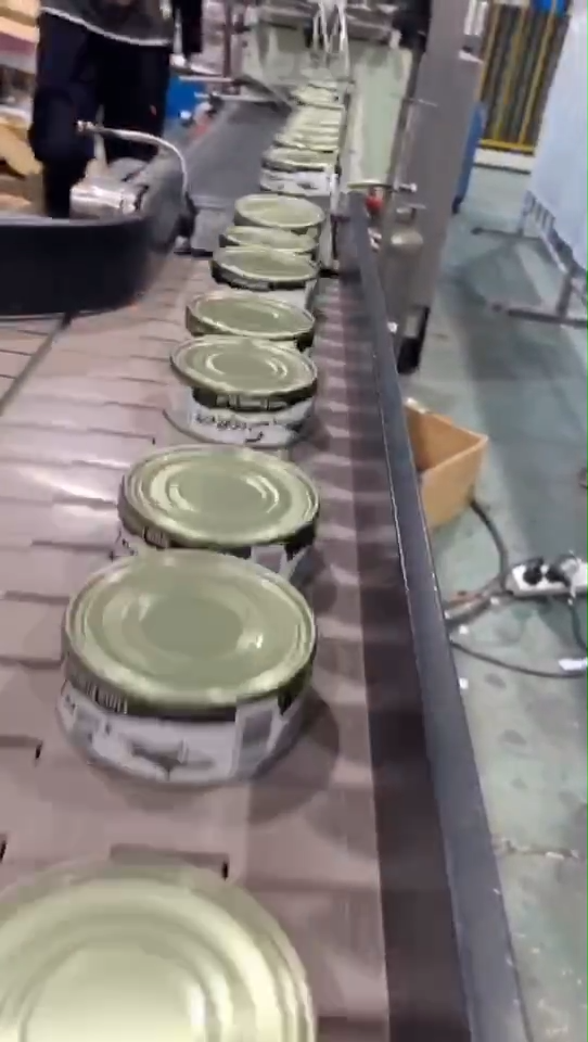 Castañas de agua enteras en lata, nuevo