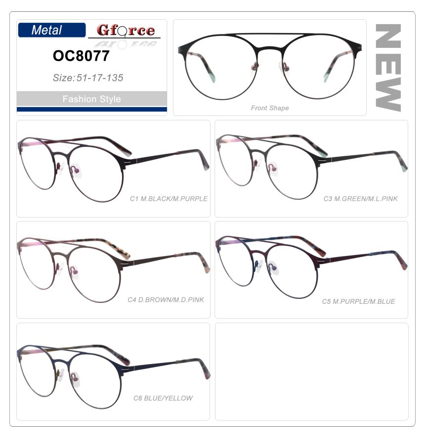METAL FRAME NEW DESIGN EYEWEAR FOR High quality eyeglasses SUMMER TOP QUALITY EYEWEAR