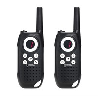 LCD display/call alert/3 channels discount 2 way radio children's walkie talkies