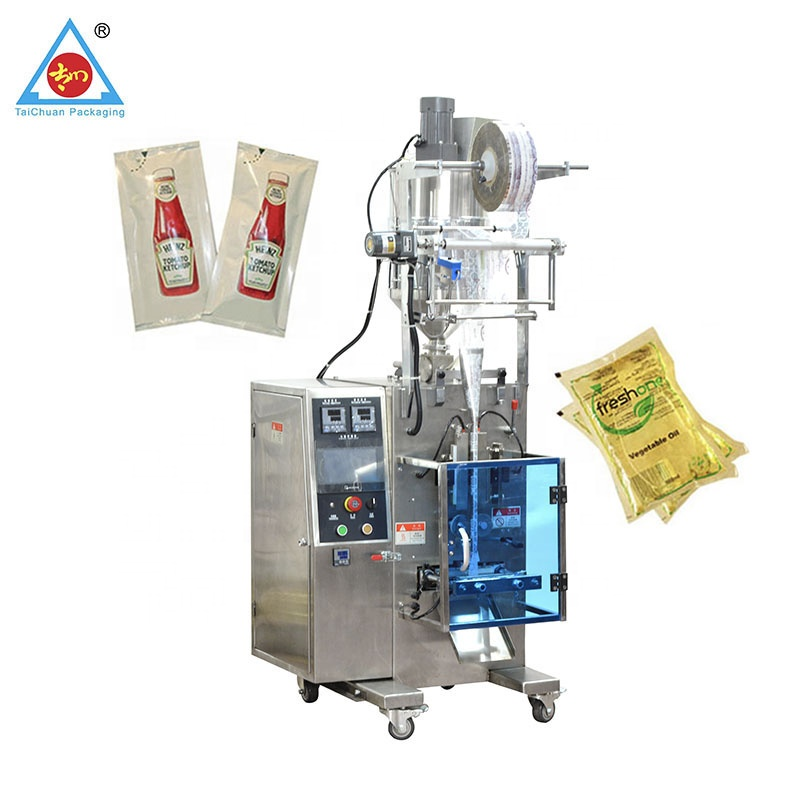 automatic Palm Oil soybean oil vegetable oil <strong>sachet</strong> <strong>packing</strong> <strong>machine</strong>