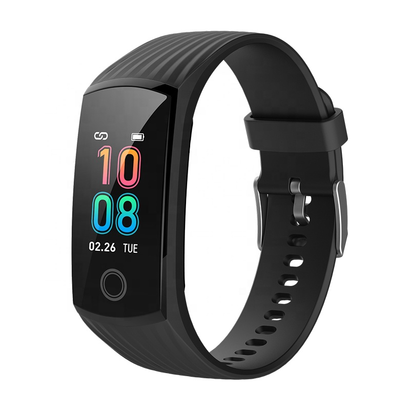 Custom band watch smart waterproof IP67 heart rate smart fitness band blood pressure smart bracelet FITUP <strong>V16</strong> in shenzhen