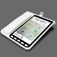 8 inch smart Visual phone 1g+8g android 5.0 smart Tablet LTE videophone wireless smart telephone For Home Hospital