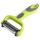 Kitchen multi tool 3 function fruit and vegetable peeler
