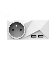 Smart Socket Power Monitor Suara Remote Control Home Automation Smart Plug