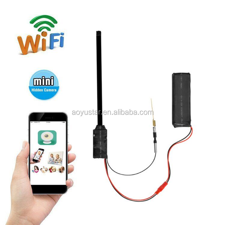 2019 nueva red de seguridad HD 1080P CCTV Mini DIY módulo Wifi IP cámara inalámbrica Super HD oculta Wifi cámara espía
