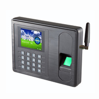 WEB Based Government Equipment SIM Card GSM Biometrics Fingerprint Time Attendance machine