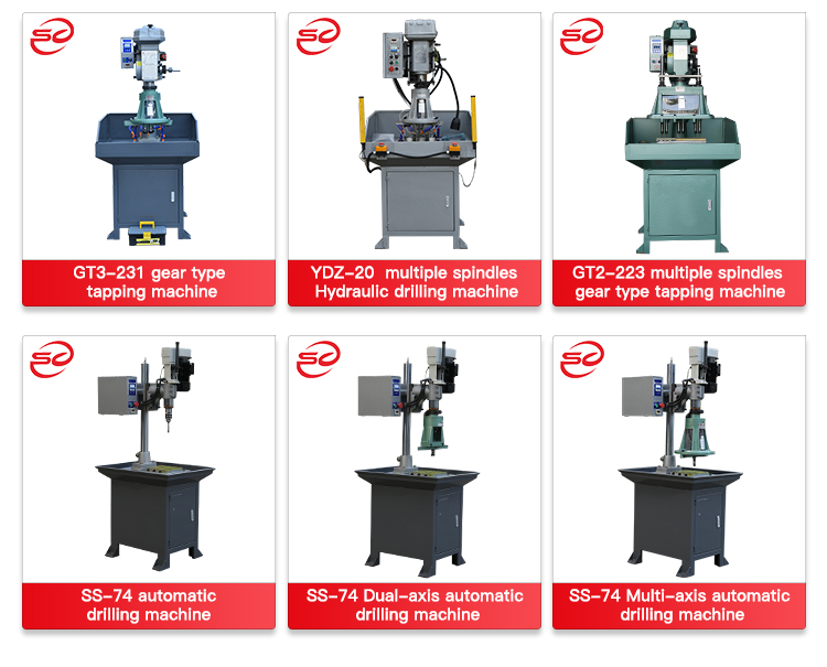 GT3-231 Gear Type automatic drilling and tapping machine