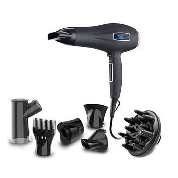 DC Motor Hot Selling Travel Best Professional Hooded Hair Dryer