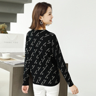Women 2020 Autumn Print Long Sleeve Cardigan Women Casual Style Tops Outwear