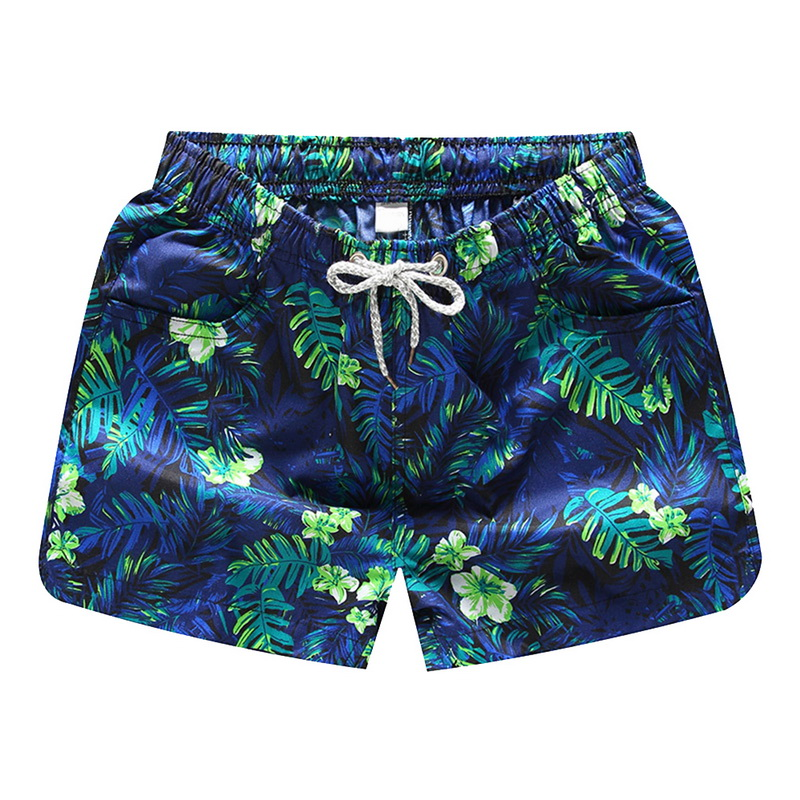 Lady Printed Beach Shorts <strong>Quick</strong> <strong>Dry</strong> Swimsuit Swim Trunks <strong>Beachwear</strong> Running Pants <strong>Swimwear</strong> Plus Size Sports Shorts Underwear