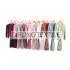 FUNG 3031 Satin Women Sleep Wear Lace Robe Silky Robe Sex Night Dress Bridesmaid Robe