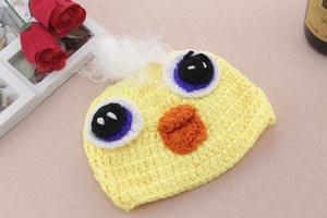Newborn baby hat and teddy bear set crochet photo prop