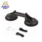sanding black 122mm rubber heavy loading glass suction cup lifter