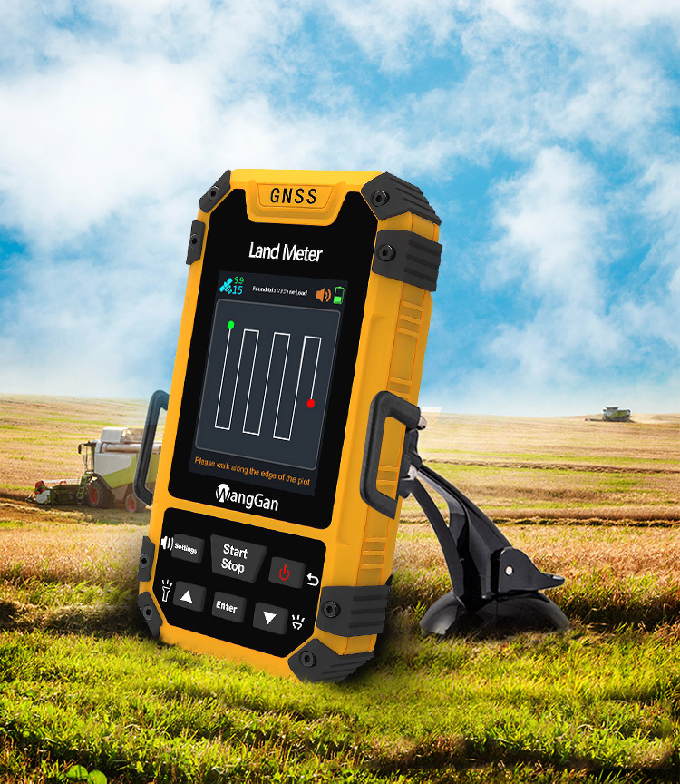 GPS Survey Equipment Mountain And Slope Measurement High Accuracy Land Measuring Tools