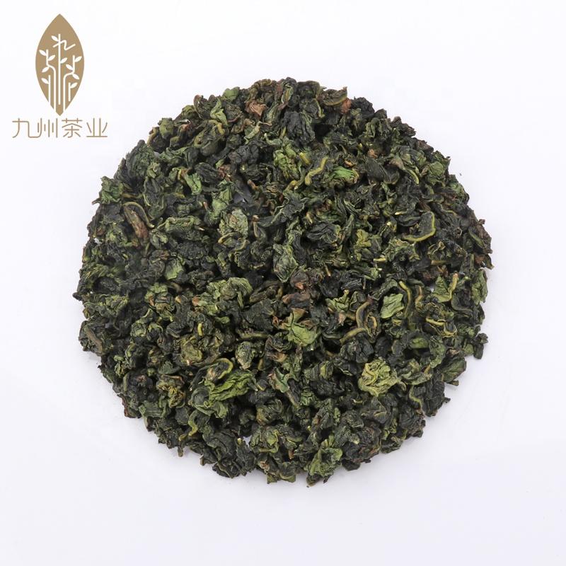 Organic Tieguanyin tie guan yin ti kuan yin king iron goddess of mercy Oolong tea for tea bag - 4uTea   4uTea.com