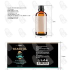 Care Wholesale New Design Hot Selling Beard Serum Care Organic Smoothing Beard Growth Oil Beard Oil
