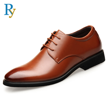 2019 custom Factory comode <span class=keywords><strong>scarpe</strong></span> di cuoio genuini oxfords mens pattini di vestito