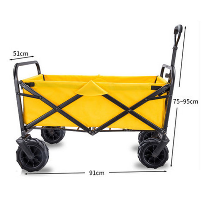 Easy Camping Portable Wagon Heavy Duty