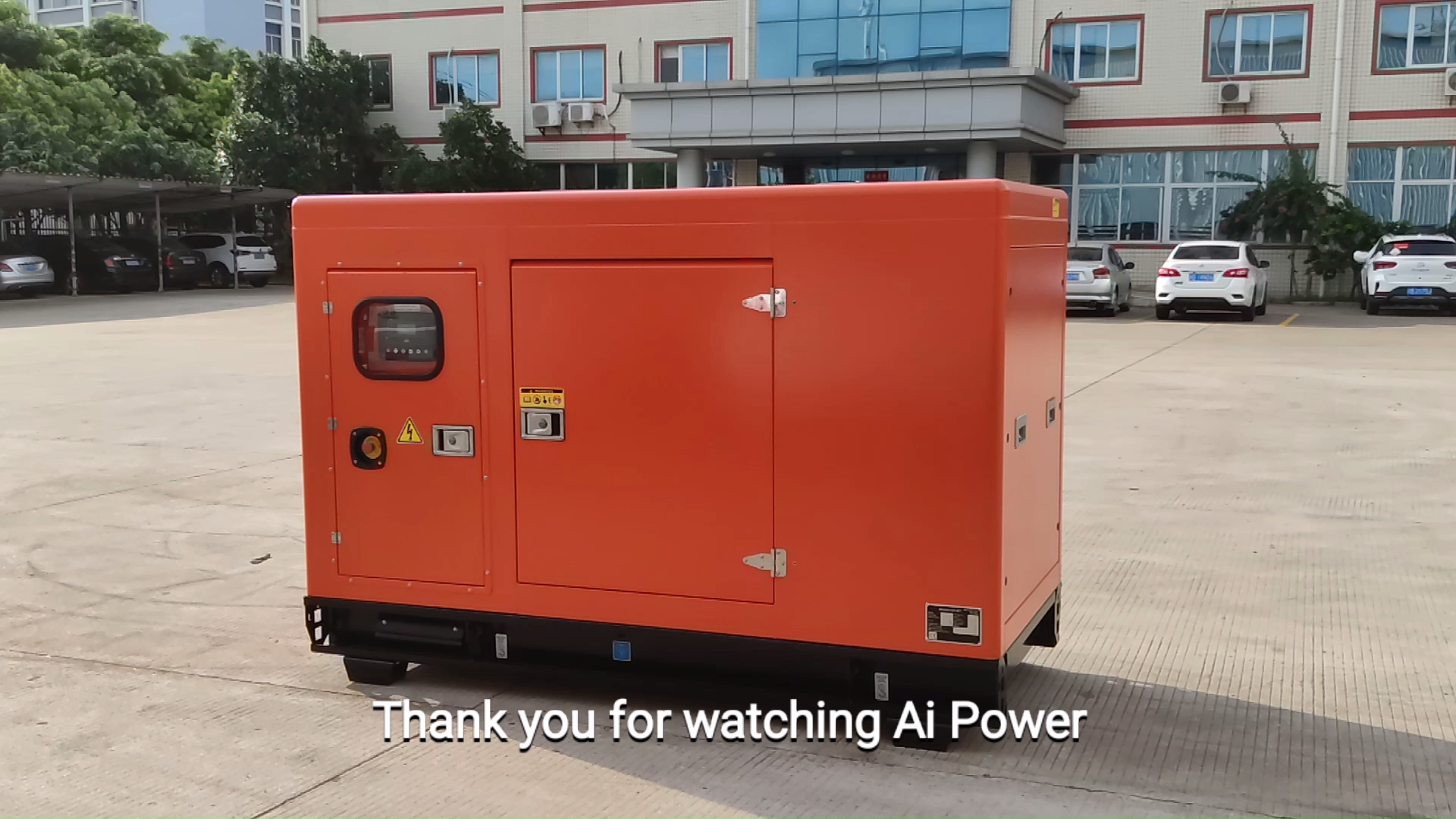 Air Cooled Diam Generator Mesin Diesel Generator Set 15kva