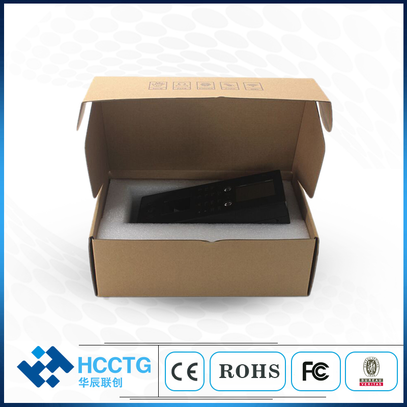 Touch Screen Time Attendance USB Biometric Fingerprint Scanner MR-20