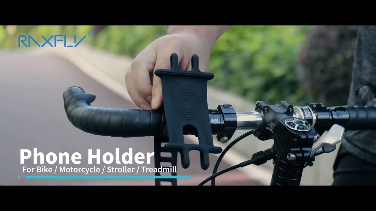 Бесплатная доставка 1 образец ок крепление на руль силиконовый велосипед Смарт Телефоны подставка держатель/велосипед мобильный телефон Поддержка для продажи