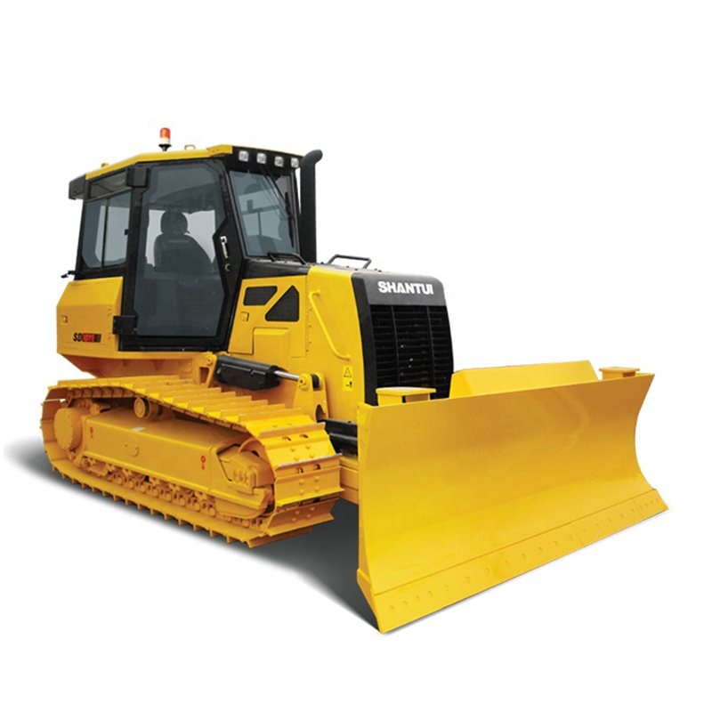 Full-ไฮดรอลิก Crawler Bulldozer SD10YE/SD10YS S Mini Bulldozer