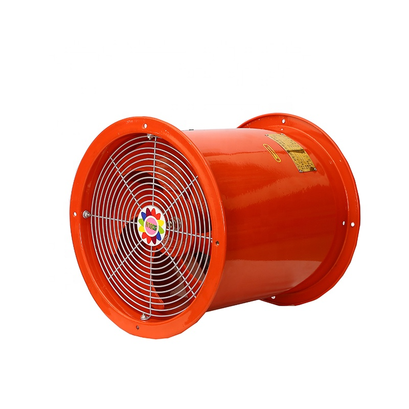 Factory Wholesale 110V 220V 240V 180W 230W 350W Low Noise CTF Axial Flow Fan Pipeline Type <strong>Ventilator</strong>